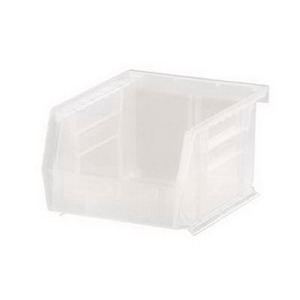 Quantum Bin Ultra Stack & Hang Clear 5 3/8 x 4 1/2 x 3 in.