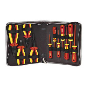 Eclipse Tools Insulated Tool Kit w/Pch 1000V 1000V 11 Pc