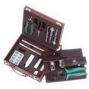 Eclipse Fiber Optic Tool Kit, w/2 VFL's, FC/SC/ST and LC