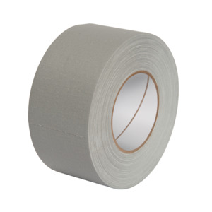 Techni-Tool Gaffers Tape, 3 x 55 Yards, Gray