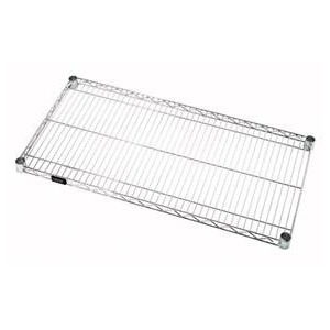 Techni-Tool Shelving System 24 x x24 in. Chrome Wire Shelf