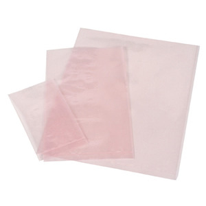 Techni-Stat Anti-Static Bag, Pink Poly,10 x 12 in.,4 Mil,100/Pack