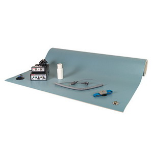 Techni-Tool Monitoring Kit, Continuous, ESD, With Mat