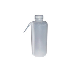 Techni-Tool Bottle Wash LDPE Wide-Mouth 750ml w/Tube 4/Pk