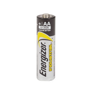 Energizer Battery AA Alkaline Industrial 1.5V
