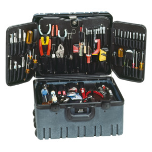 Techni-Tool Deluxe Electronic Engineer's Tool Kit 143 Piece