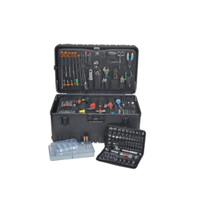 Techni-Tool Standard/Metric Tool Kit 184 Pc. Wheely