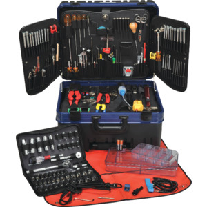 Techni-Tool Tool Kit Electronic Master 191 Pc Inch/Metric