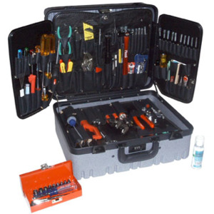 Techni-Tool Electronic Service Master Tool Kit 144 Piece Gre